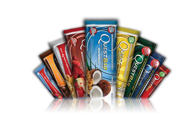 All Natural Quest Bars – Now Available!